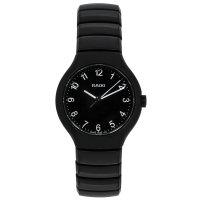 Rado True Black Ceramic Quartz Ladies Watch R27655192