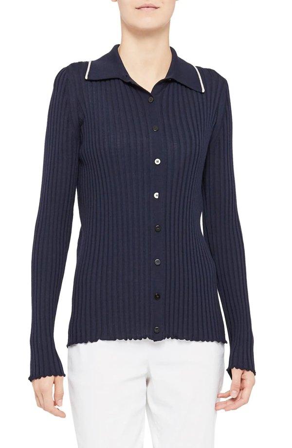 羊毛针织衫