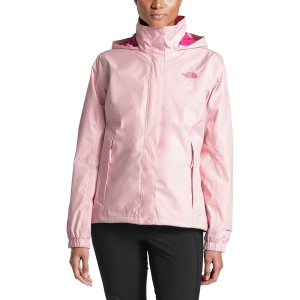 Up to 44% OffThe North Face Pink Ribbon Resolve Jacket - Women's