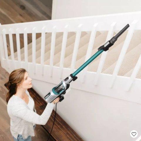 Shark UltraLight Corded Stick Vacuum with Self-Cleaning Brushroll