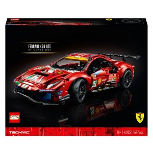 Lego® Technic™: Ferrari 488 法拉利