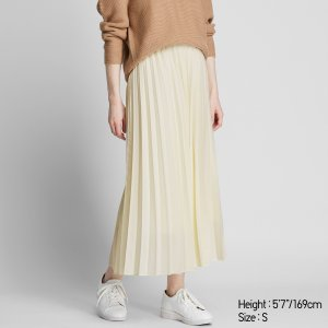 Uniqlo百褶裙