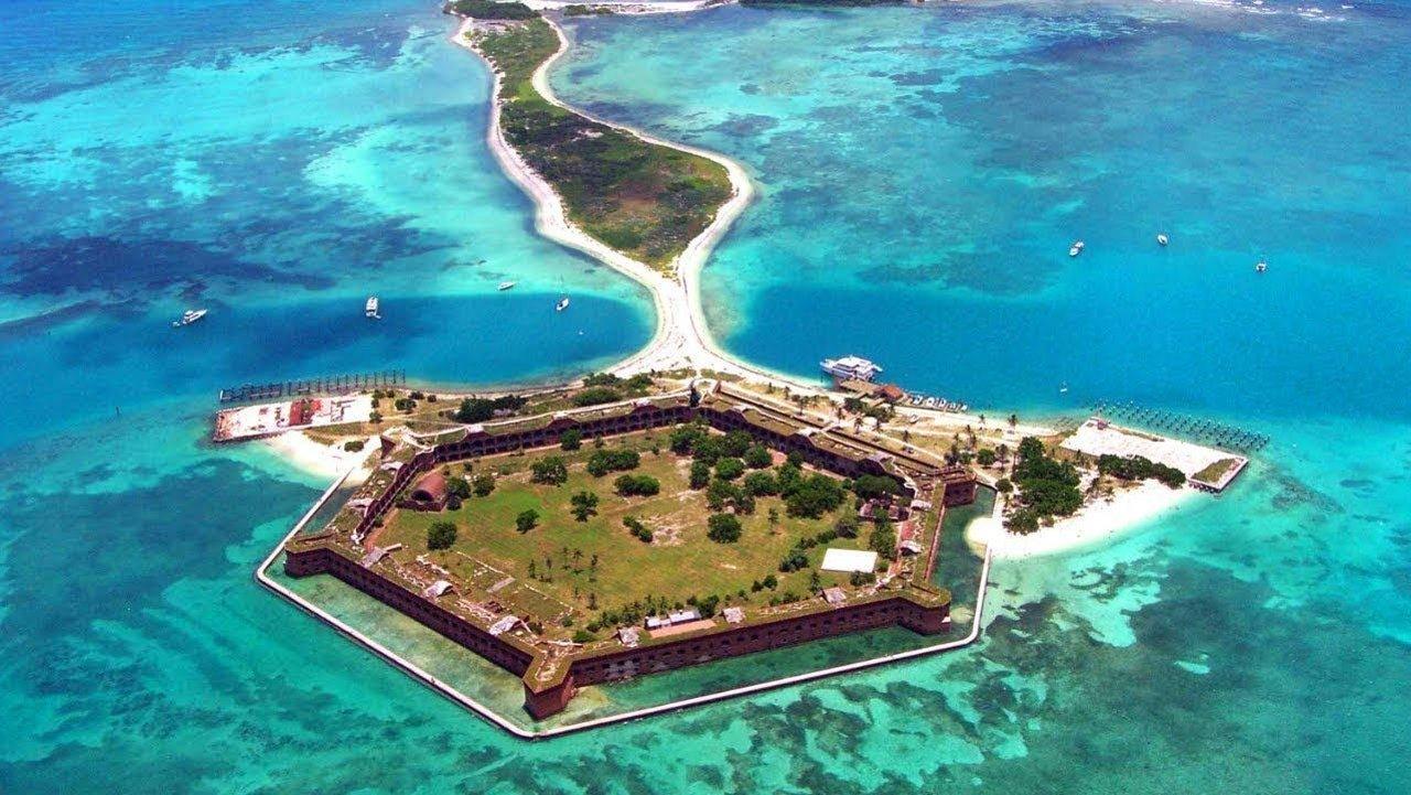 年末旅行计划-从最浪漫小镇keywest到世界的尽头干龟岛