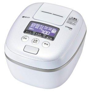 直邮美国到手价$271虎牌 JPC-A102WE 压力IH 电饭煲 5.5合 特价