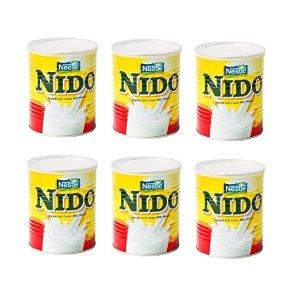 平均€5.8/罐 关晓彤也在喝!奶粉