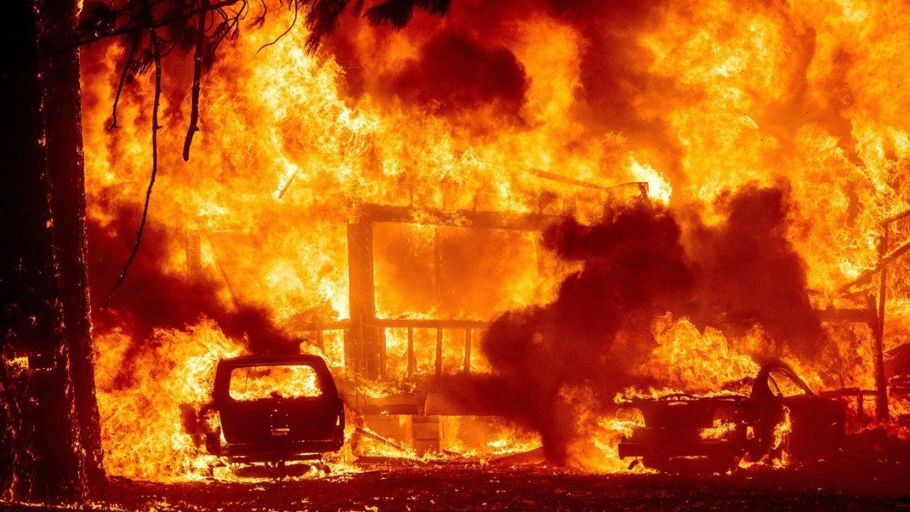 Dixie Fire山火持续燃烧,已成为加州史上第二大山火 | 山火(Wildfire)逃生灾难自救指南