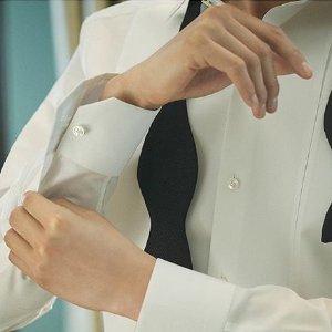 低至3折 收Gucci棒球帽$221Saks Fifth Avenue 男装专场 阿玛尼、杰尼亚商务休闲装$136起