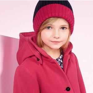 7.5折 好材质织造Jacadi Paris官网 法国童装秋冬外套促销,皇家御用高品质