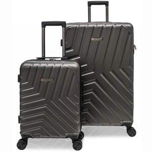 $129.99(价值$560)Air Canada Infinite 时尚拉杆行李箱 2件套 19/27寸 心在路上
