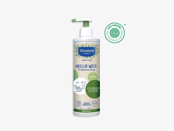 Organic Micellar Water with Olive Oil and Aloe