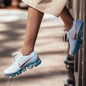 低至5折 大童成人码$90收Nike Air Max系列热促 Vapormax、90、React等多色入