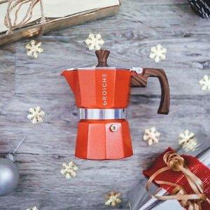 $28收封面法压壶Grosche 咖啡杯具热卖 冷萃咖啡在家喝 双层玻璃杯$15