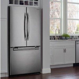 低至7折Samsung 精选大容量法式冰箱促销