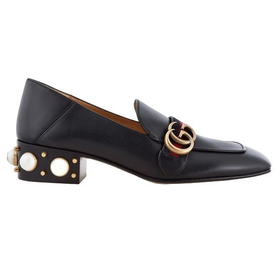 珍珠福乐鞋