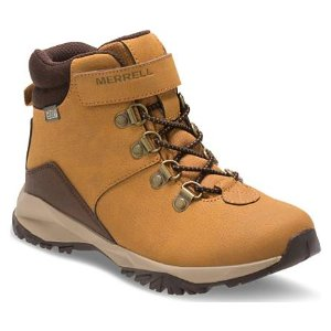 MerrellMerrell Alpine 大童款防水冬靴