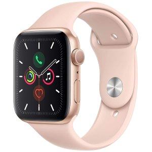 $329.00 不等SE啦Apple Watch Series 5 (GPS, 44mm) 智能手表
