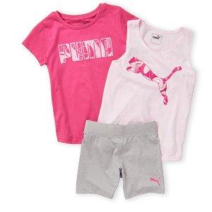Century 21儿童运动服饰促销 PUMA套装上新款