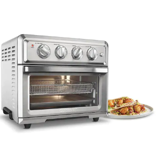 $118.99 (Original $250)Cuisinart Air Fryer Toaster Oven