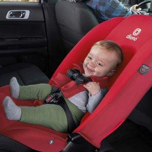 $249.9(原价$329.99)史低价:Diono 谛欧诺 3合1 成长型儿童汽车安全座椅 给Baby最安全的保护
