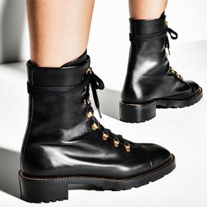 低至6折+每$125立减$25Stuart Weitzman 美鞋专场,经典珍珠靴$380,骑士靴$550