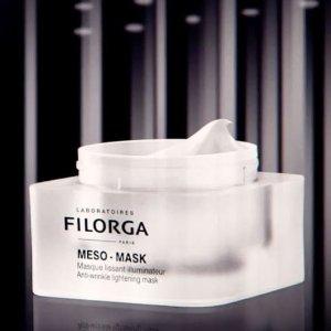 变相4.2折起 €27收十全大补面膜Filorga 菲洛嘉 疯狂宠粉 买3免1 收逆时光面霜、NCEF抗老系列