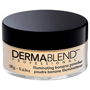 DermablendBanana Powder Illuminating Loose Setting Powder | Dermablend Professional