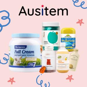 全场8.8折限时特惠+送澳洲羊奶皂最后一天:Ausitem 爆款澳洲保健品热卖