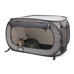 $26.76闪购:便携式宠物猫、狗窝