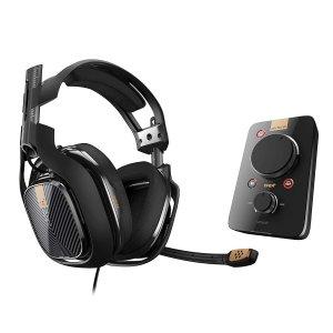 $99.99 起ASTRO Gaming A40 游戏耳机+耳放 PS4、XBOX三款可选