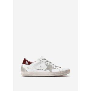 Golden Goose Deluxe BrandSuperstar 小脏鞋