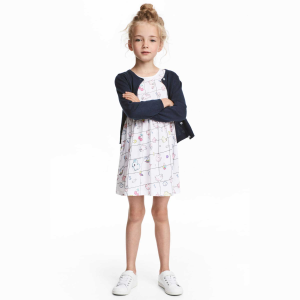 Up to 80% OffKid's Clothing Sale @ H&M