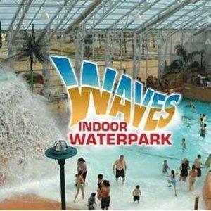 $80起Niagara瀑布室内水上乐园Americana Resort酒店住宿套票特价