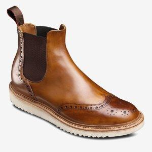 Allen EdmondsWalker Brogue Chelsea Boot