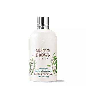 Molton Brown沐浴露Immersive Samphire & Eucalyptus