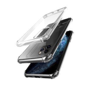 amCase iPhone 11 & iPhone 11 Pro TPU 防摔保护壳