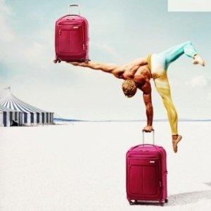 低至2.5折新秀丽Samsonite 行李箱促销特卖  $79.99收登机箱