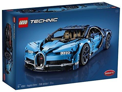 Technic 布加迪速龙 42083