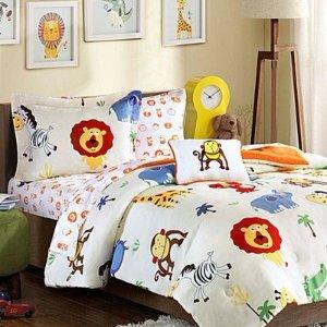 低至3折+满$25包邮Macy's 儿童床品2日特卖