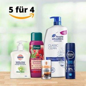 变相8折 防染色片44片€2.99Amazon 个人洗护用品买5付4 收男女洗护、美妆、清洁用品