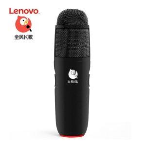 $44.99 包邮Lenovo UM6 无线卡拉OK麦克风 全民K歌定制版