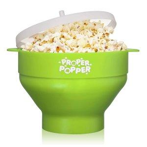 Proper Popper Microwave Popcorn Popper