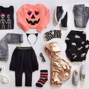 50% Off + Extra Up to 30% OffHalloween Shop @ Gymboree