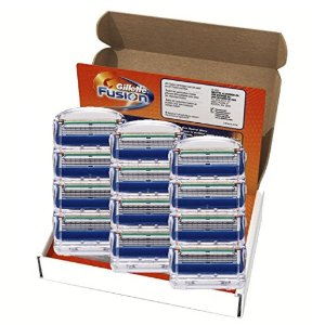 $27.12Gillette Fusion Manual Men's Razor Blade Refills,12 Count