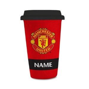 现价£9.99(原价£14) 15支主队可选英超球队订制随行杯 你的主队是谁?