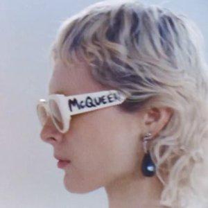 4折起! 厚底靴£295折扣升级:Alexander McQueen 大促上新 小白鞋加入 高筒靴黄金码补货!