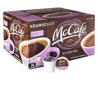 $26.17McCafe French Roast Dark K-Cups Pods, 84 Count