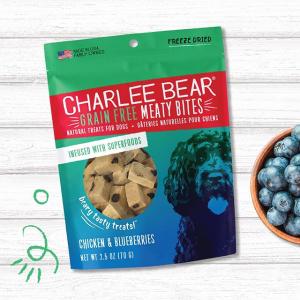 额外6折 + 订阅9.5折Charlee Bear 多款狗零食促销