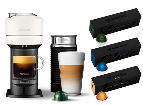 咖啡机奶泡机组合