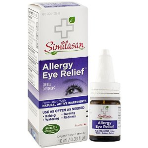 $6.99Similasan Allergy Eye Relief Eye Drops 0.33 Ounce Bottle