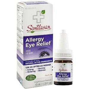 $6.98 (原价$11.97)Similasan 缓解过敏眼药水 10ml